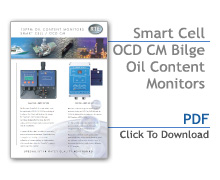 Smart Cell OCD CM Bilge Oil Content Monitors