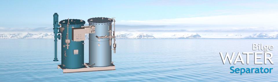 Simplex Americas LLC Bilge Water Separator