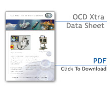 OCD Xtra Data Sheet