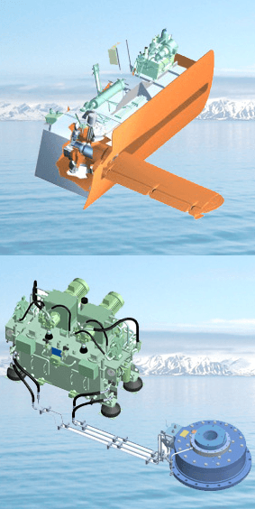 stabilizers and steering gear
